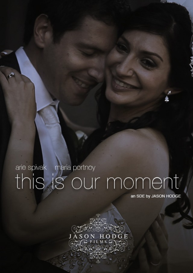 Arie & Maria : This Is Our Moment : SDE