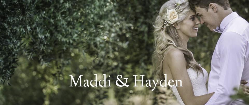 Maddi & Hayden