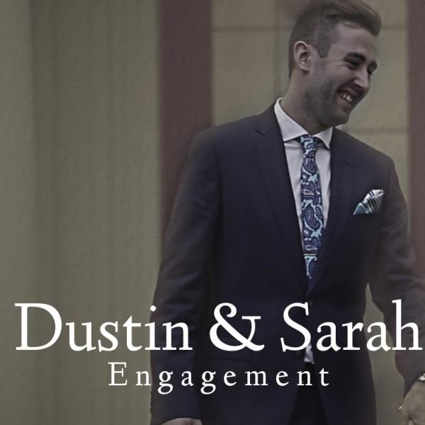 Dustin & Sarah's Engagement.
