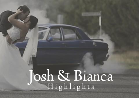 Josh & Bianca