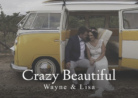 Crazy Beautiful : Wayne & Lisa