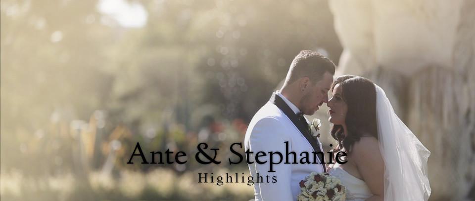 Ante & Stephanie