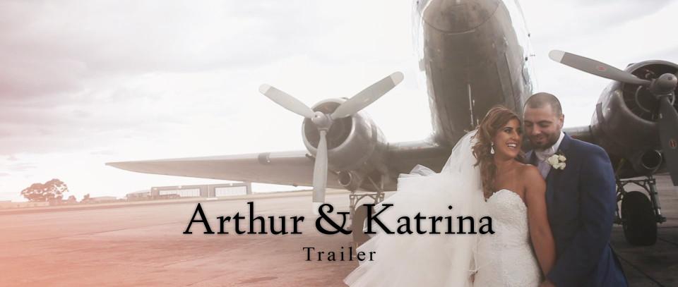 Arthur & Katrina