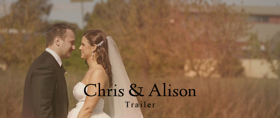 Chris & Alison