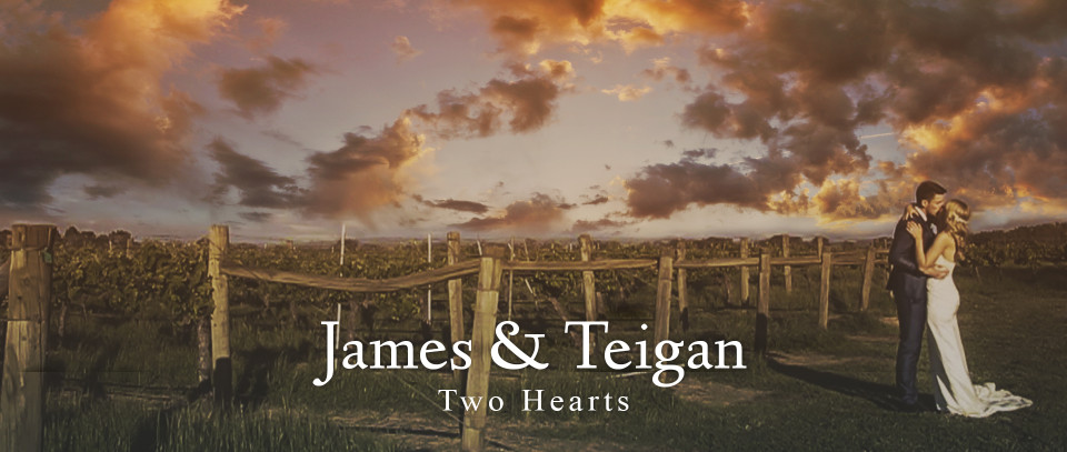 James & Teigan : Two Hearts