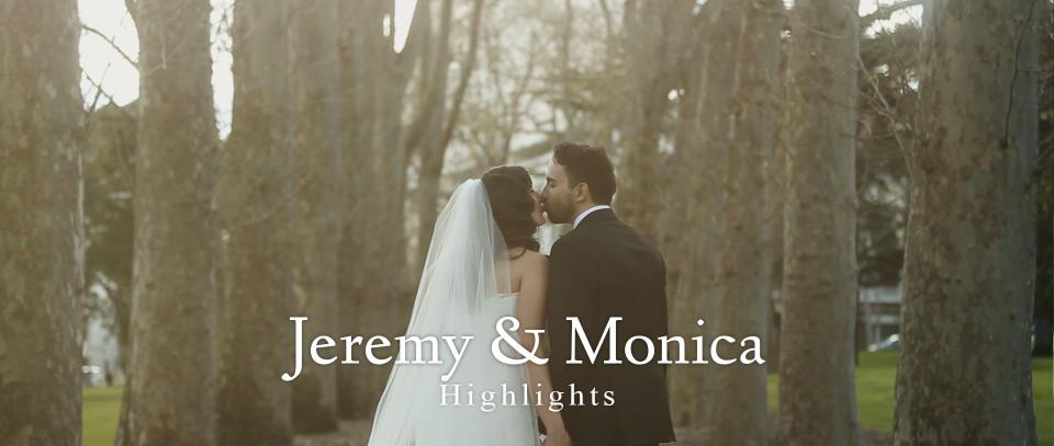 Jeremy & Monica