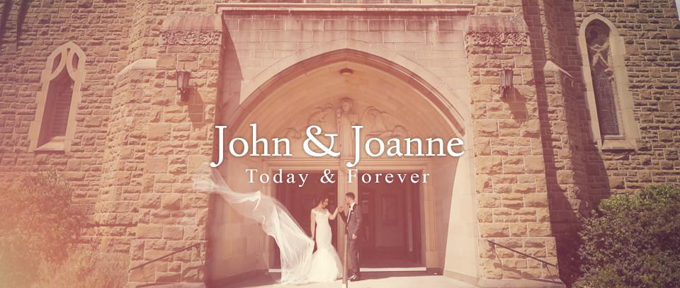 John & Joanne